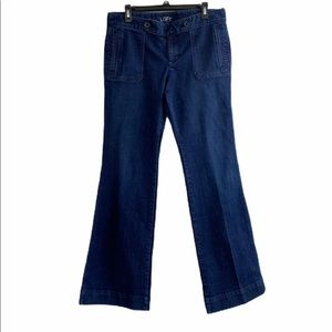 LOFT, Modern Flare denim pants, Sz 10